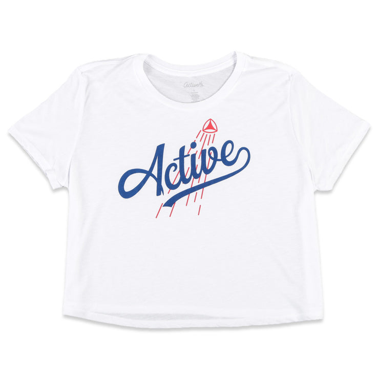 Active La Crop T-Shirt