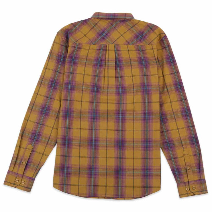Plaid L/S Work Shirt