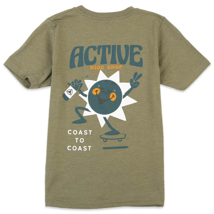 Coast To Coast Youth T-Shirt