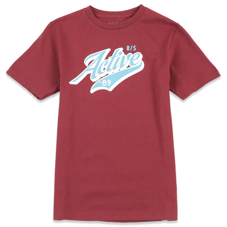 Youth 89 Script T-Shirt