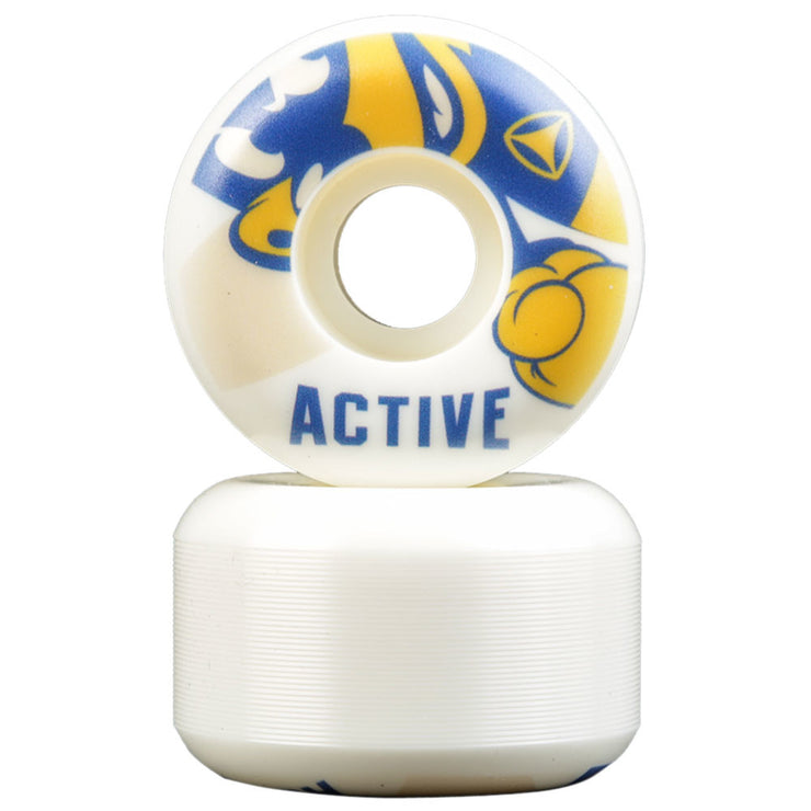 Fighting Bee Skateboard Wheels