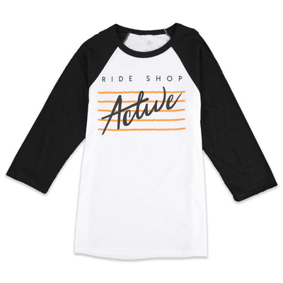 Active Labor 3/4 Raglan