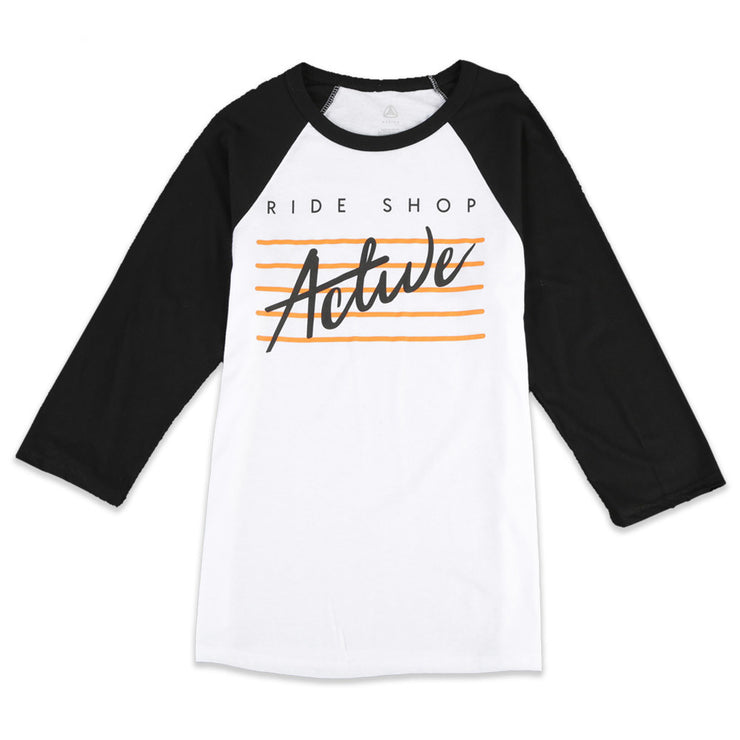 Active Labor 3/4 Sleeve T-Shirt