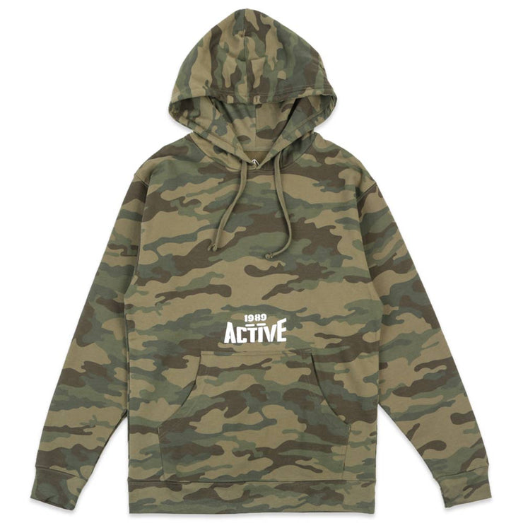 Hanger Hooded Sweatshirt