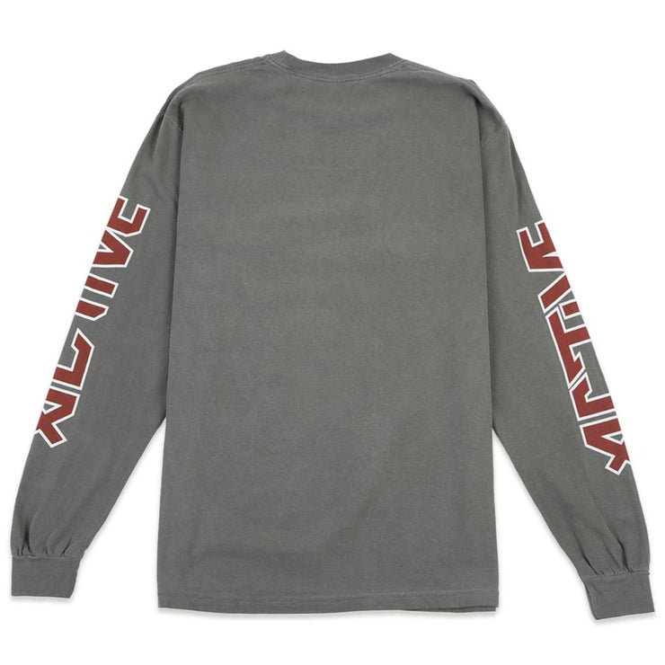 Dark Metal L/S T-Shirt