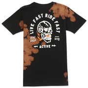 Live Fast Pocket T-Shirt