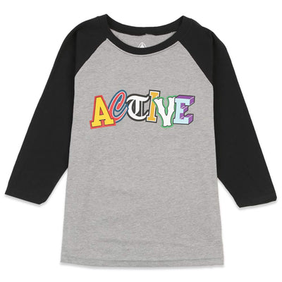 Baltimore Youth Raglan