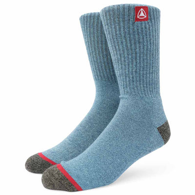 Mens Box Icon Heather Sock