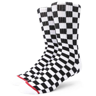 Mens Checker Sock