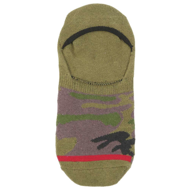 Hidden Mens Tie Dye Sock