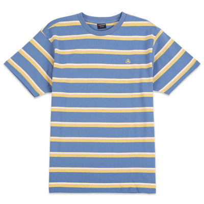 Lockwood Stripe Short Sleeve Knit
