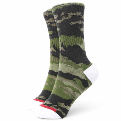 Camo Youth Sock