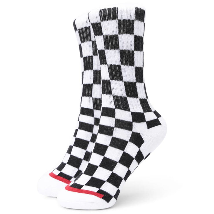 Checkered Youth Sock