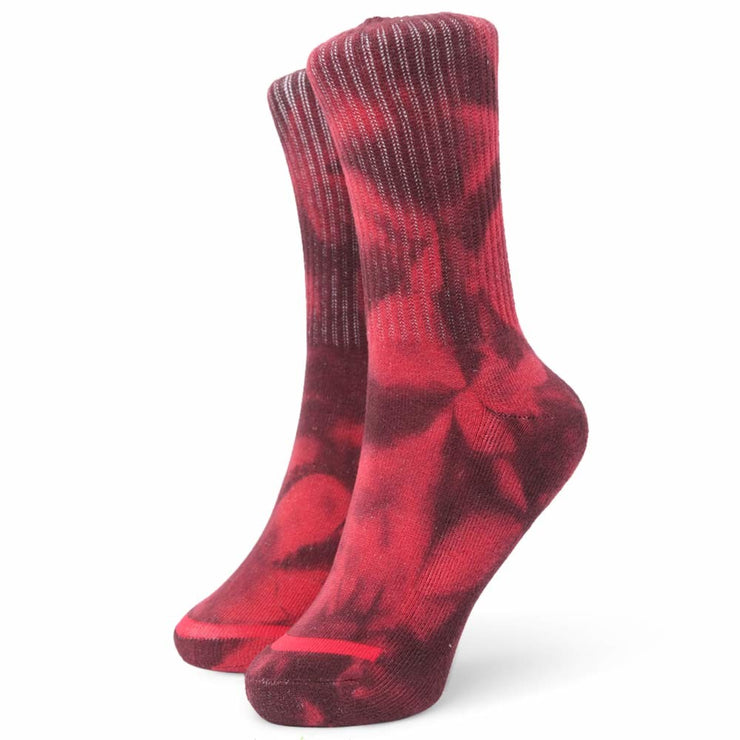 Tie Dye Youth Sock