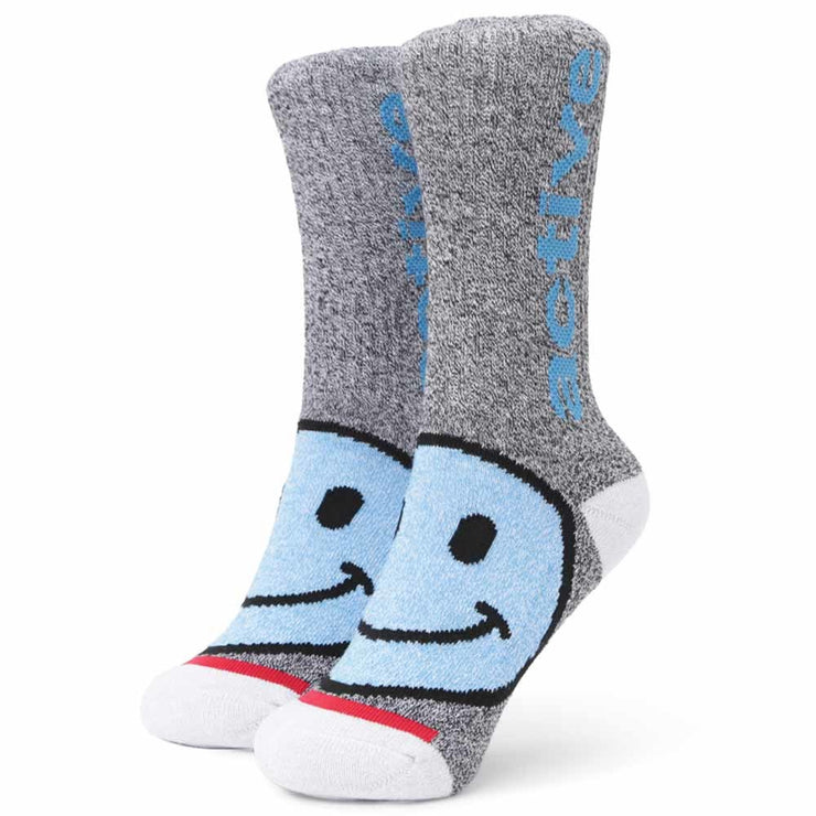 Youth Happy Crew Sock