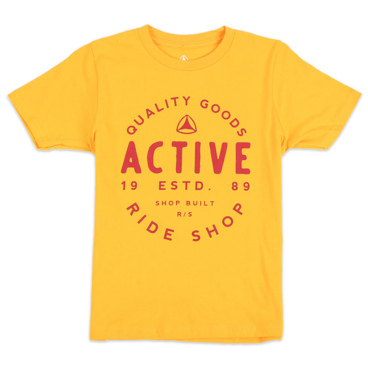 Shop Built Youth T-Shirt