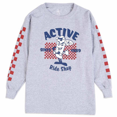 Mascot Youth Long Sleeve T-Shirt