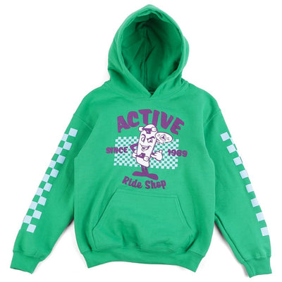 Mascot Youth Hooded Sweatshirt