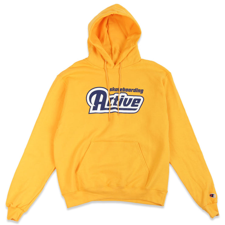 Team Logo Hooded Sweatshirt