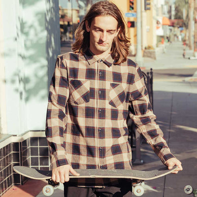 Laid Back Long Sleeve Flannel