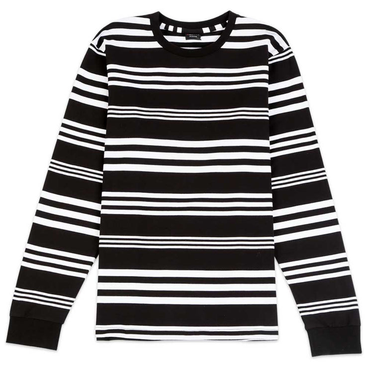Newport Stripe Long Sleeve T-Shirt