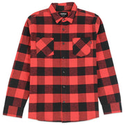 Captured Long Sleeve Flannel