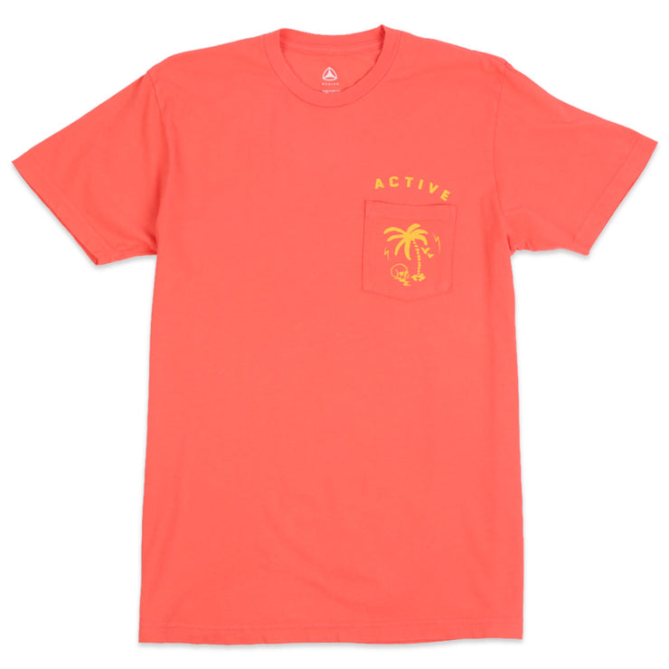 Palms Pocket Tee