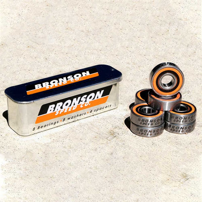 G3 Bearings Bronson Speed Co