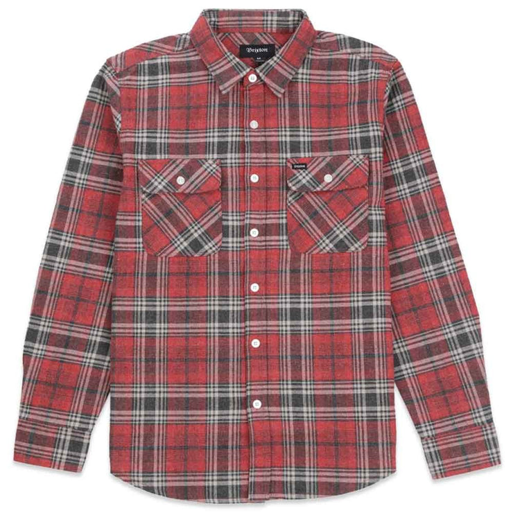 Bowery Long Sleeve Flannel