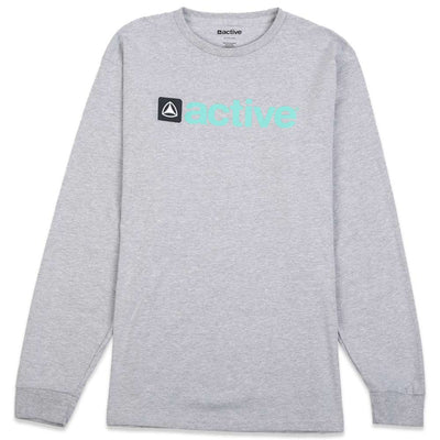 Lock Up Long Sleeve Tee
