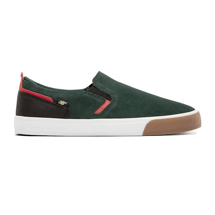 NM306 Foy Slip On Shoe - Green/Red