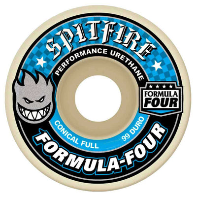 Formula Four Conical Full 99D Wheel 53mm