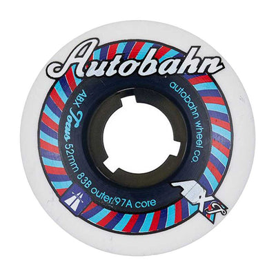 AB-X Torus Ultra Wheel 54mm - White