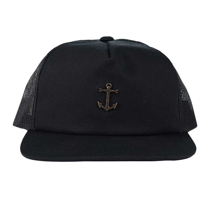 Bottomry Trucker Hat - Black