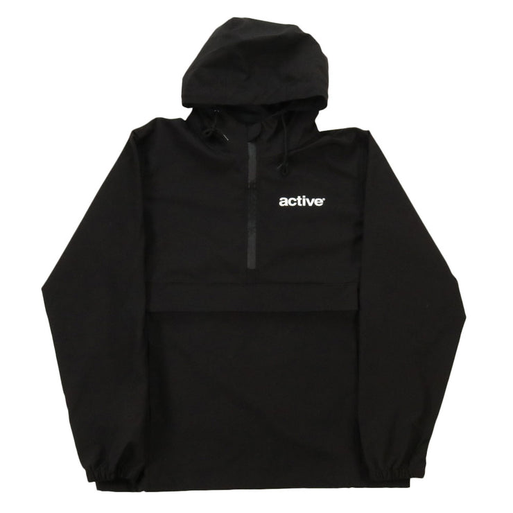 Active Anorak - Black