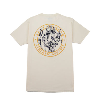 Alumni T-Shirt - Cream
