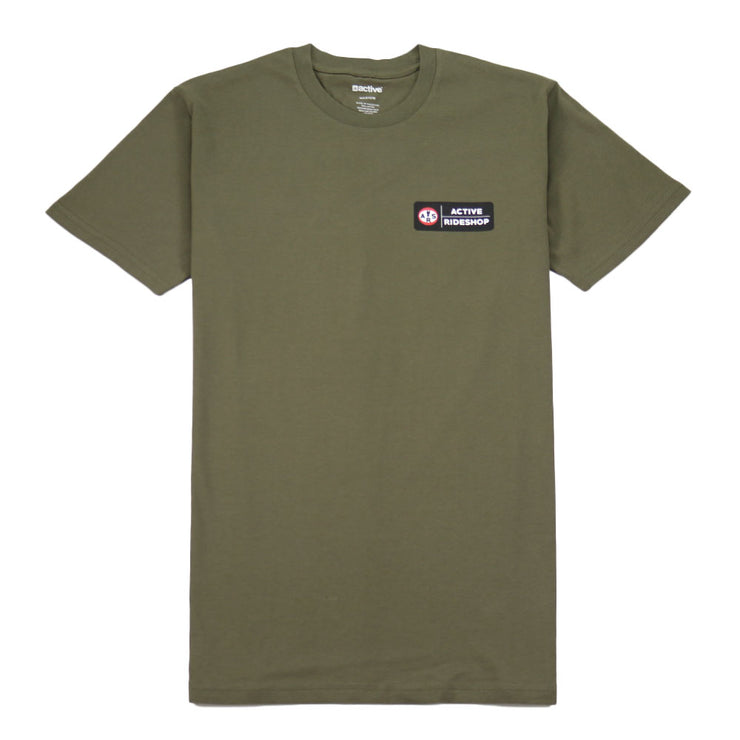 Aviator T-Shirt - Olive