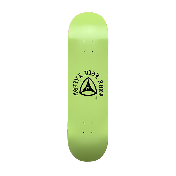 BLVD Deck Green
