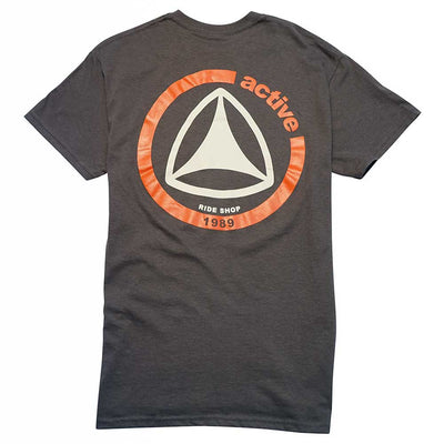 All Day T-Shirt - Charcoal