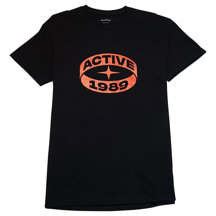 Ring T-Shirt - Black