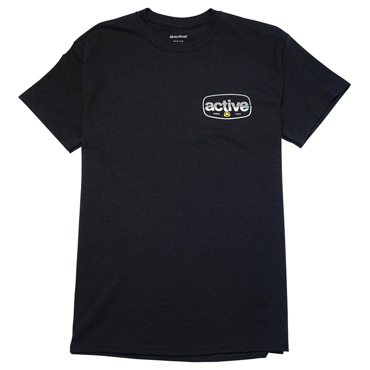 Slice T-Shirt - Black