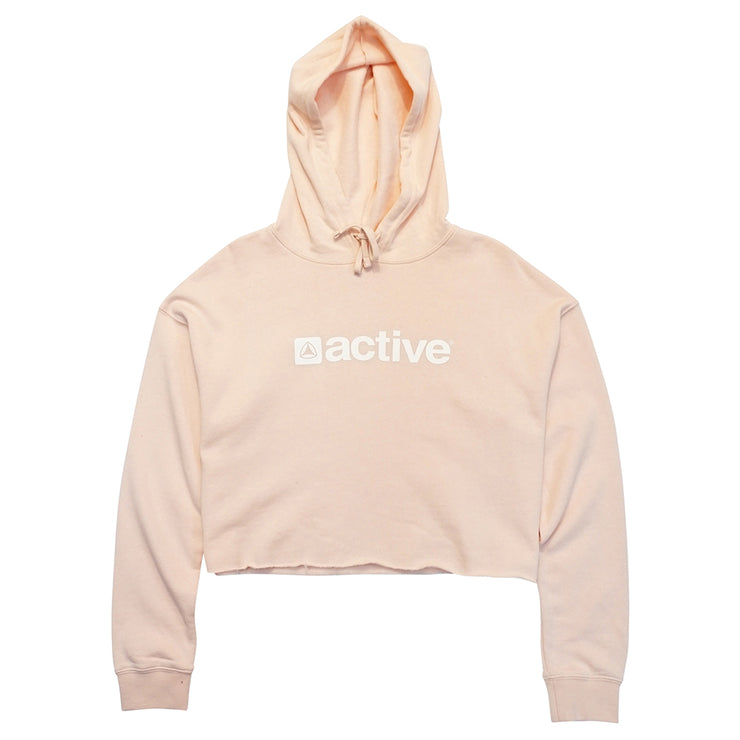Lock Up Womens Hoodie - Pink