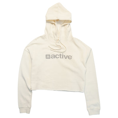 Lock Up Womens Hoodie - Neutral