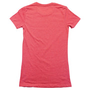 Lock Up T-Shirt - Heather Pink