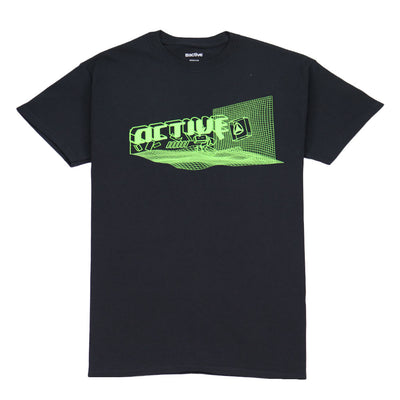 Gridlock T-Shirt - Black