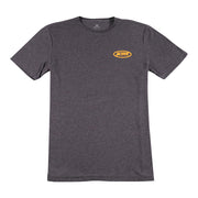 Around Premium T-Shirt - Charcoal Heather