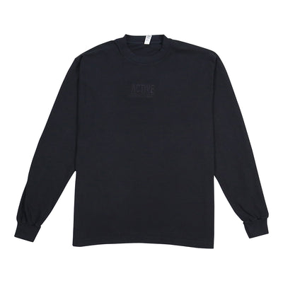 Sundburns Long Sleeve - Black