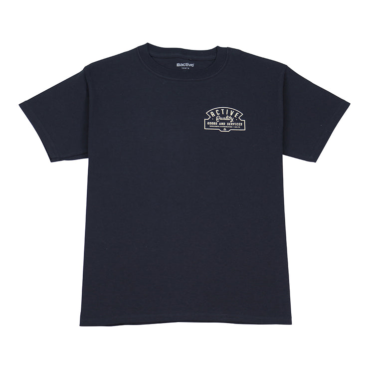 Certified Youth T-Shirt - Black