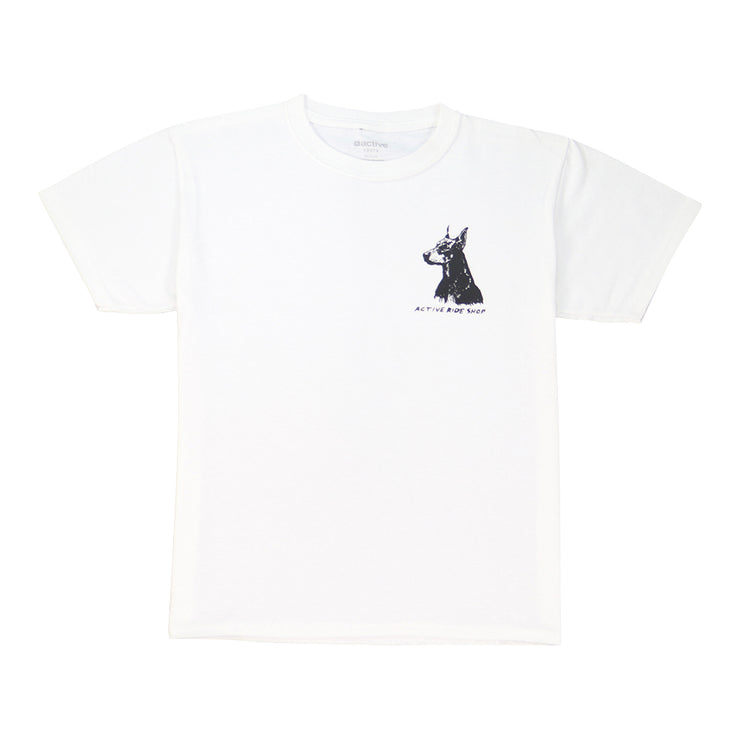 Rex Youth T-Shirt - Natural