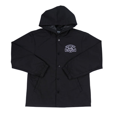 Certified Youth Jacket - Black